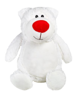 Personalised Cubbies Bear White
